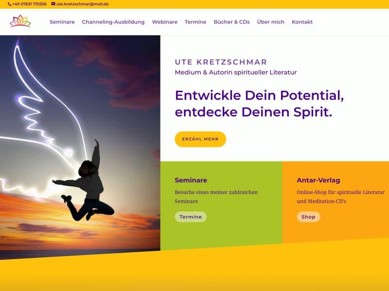Osteopathie Screenshot
